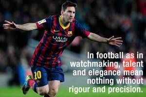 Top 5 Lionel Messi Motivational Quotes