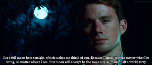Dear John Quotes Moon