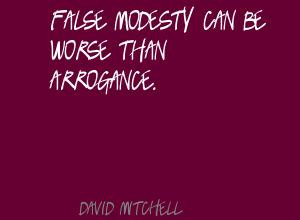 False Modesty quote #2