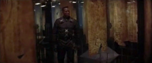Wesley Snipes as Blade in Blade (1998)