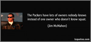 More Jim McMahon Quotes