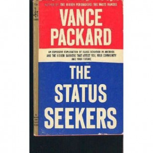 """Start by marking """"The Status Seekers"""" as Want to Read:"""