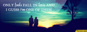 Love Quote Facebook Timeline Cover Image