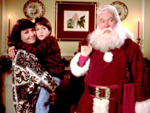 the santa clause 1994 tim allen really lends a sense of possibility ...