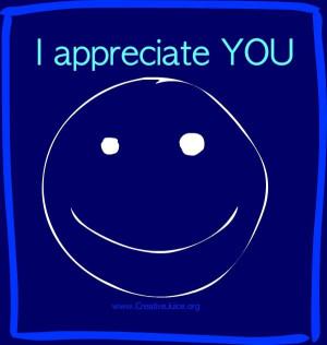 appreciate you quotes | appreciate YOU