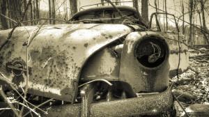 Old Car 8-31-2012