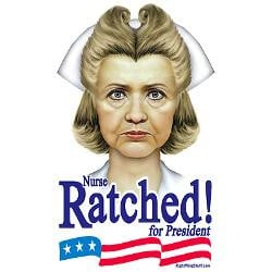 nurse_hillary_ratched_rectangle_decal.jpg?color=White&height=250&width ...