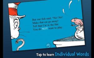 ... がデジタルブックで登場「The Cat in the Hat - Dr. Seuss