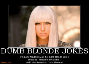 dumb-blonde-jokes-dumb-blonde-joke-lady-sunny-demotivational-posters ...