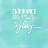 Endurance quotes