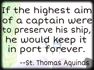 St Thomas Aquinas Quotes
