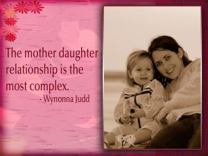 Famous Happy Mother's Day 2015 Card Sayings From Daughter