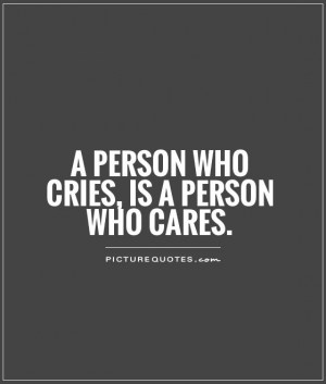 Quotes About a Person Who Cares