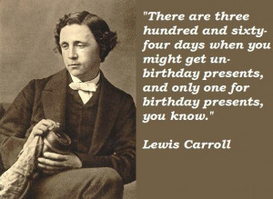 Lewis carroll famous quotes 4