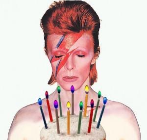 HAPPY 66TH BIRTHDAY DAVID BOWIE!!!!!