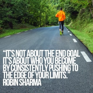 your limits motivational quote by rabin sharma amazing quote to boost ...
