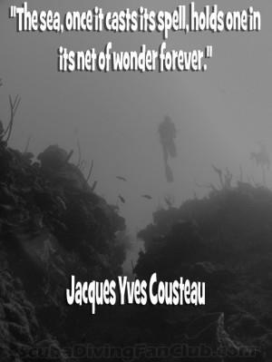 Scuba Diving Funny Quotes