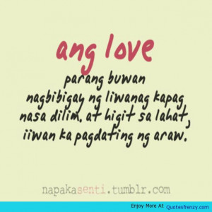 ... quotes tagalog quotes about life tagalog 2014 tagalog quotes i life