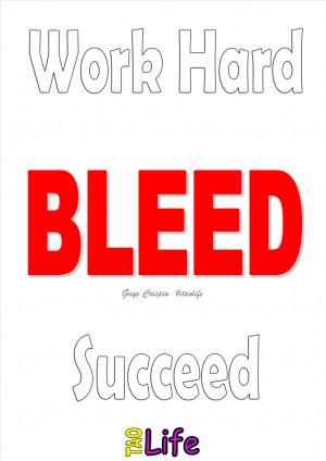 work hard success quotes