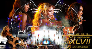 ago, Beyoncé put on a spectacular performance during the Super Bowl ...