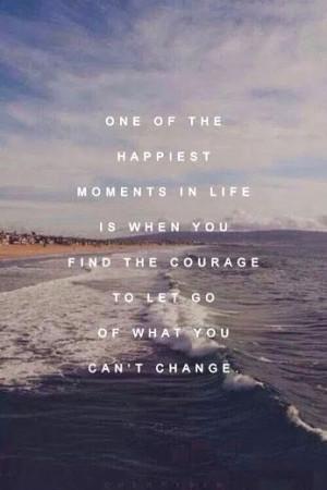Inspiring quote # 1: loslaten
