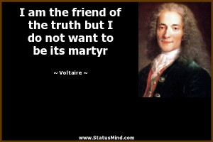 Famous Quotes About Martyrs