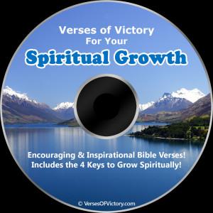... spiritual growth cd the 52 best bible verses for spiritual growth grow