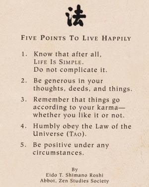 peace laugh smile life quotes science kindness laughter ptv zen ...