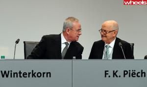 VW power struggle as chairman locks horns with CEO