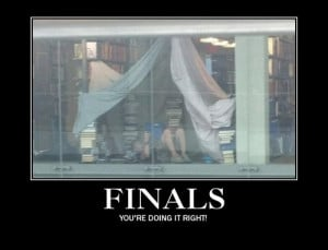 funny quotes about studying for finals