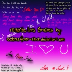 Love Quotes Lines Romance