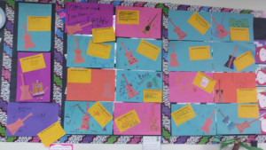 Rock The Test Bulletin Board Test prep blitz