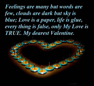 Feelings Are Many But Words Are Few