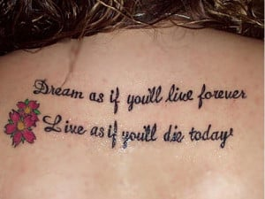 images of 30 good tattoo quotes you will love to engrave slodive ...