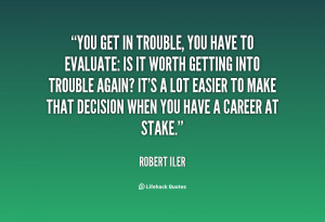 Troubled Quotes