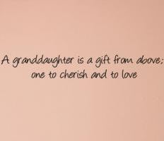 Love My Granddaughter Quotes