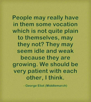 Middlemarch Quotes