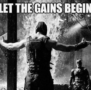Training , weight lifting, Bane