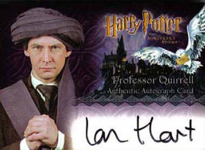 Harry Potter and the Sorcerer's Stone - Autographs
