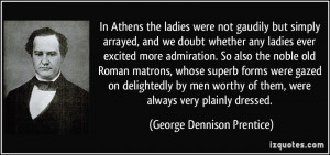 More George Dennison Prentice Quotes