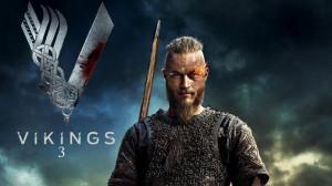 Ragnar Lothbrok In Vikings 3 Tv Series HD Wallpaper