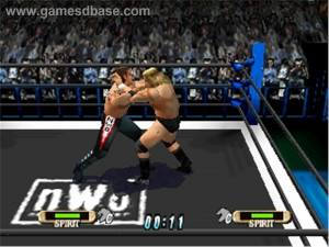 N64 WCW Vs NWO World Tour