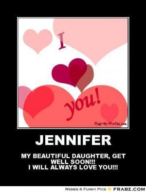 My Beautiful Daughter Meme