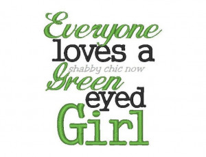 That's me and my little girl! :) We're both green eyed! :)