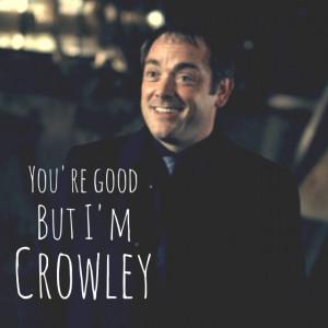 Crowley quote  #madewithstudio