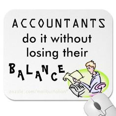 Accountants do it without losing their balance http://www.alexander ...