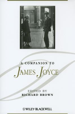 """Start by marking """"A Companion to James Joyce"""" as Want to Read:"""