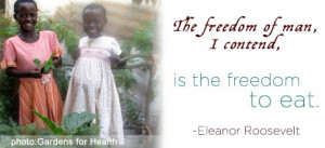 Human Rights - Quotes on Hunger - Eleanor Roosevelt - human-rights ...