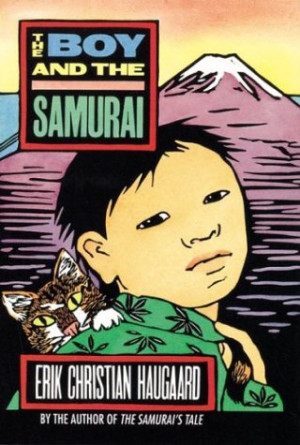 """Start by marking """"The Boy and the Samurai"""" as Want to Read:"""