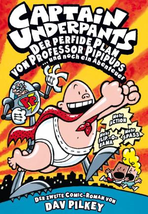 Captain Underpants Games...